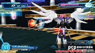 Busou Shinki Battle Masters Mk. 2 PSP ISO